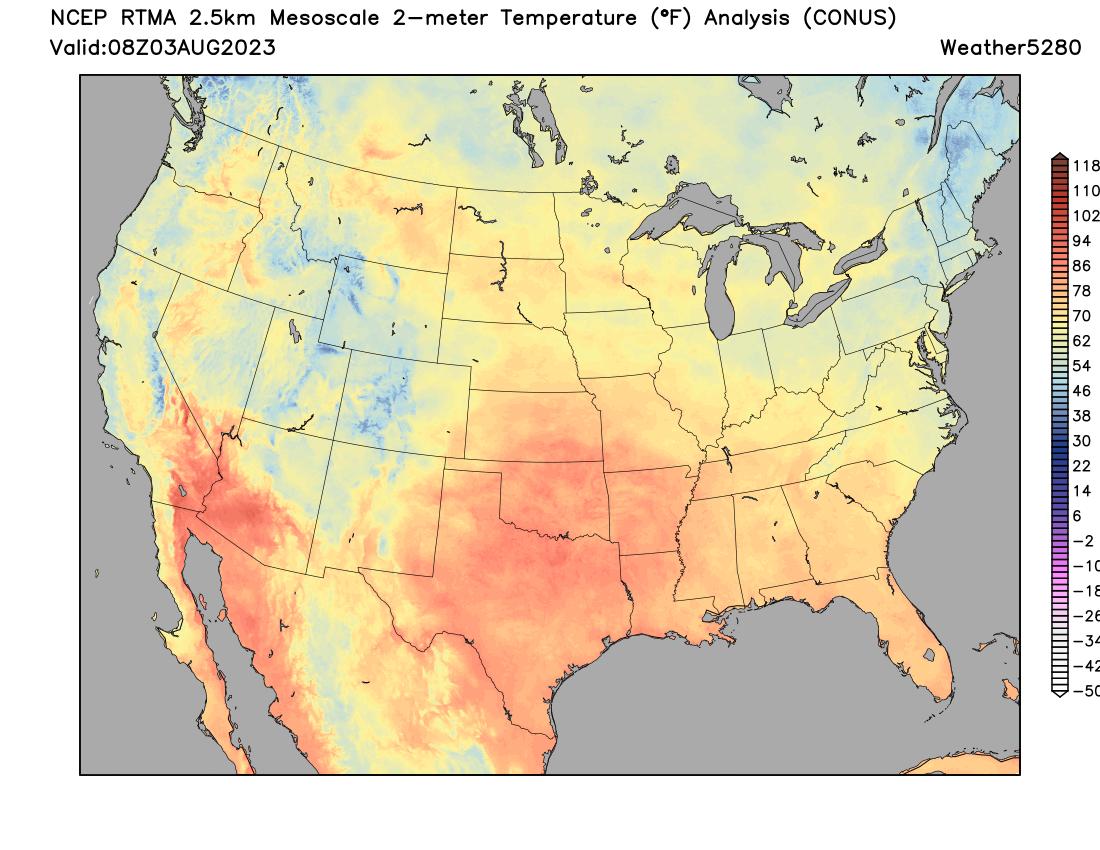 Roseglennorthdakota / Try These Current Weather Map Continental Us